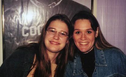 Tonya and Jen M 2000
